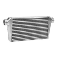 "Proflow PFEIC500300 Intercooler Delta & Fin 500 x 300 x 76mm 3"" Outlets"