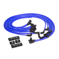 Proflow PFEIGL910BL Universal Ignition Lead Set with Seperators V8 90 Degree Plug Boot 10mm Blue