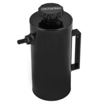 Radiator Overflow Tank 2L Black