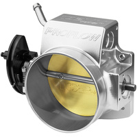 Proflow PFETBLS102 GM Holden Commodore LS1 LS2 102mm Throttle Body Bolt On Mechanical Silver