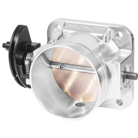 PROFLOW PFETBU90 UNIVERSAL MECHANICAL THROTTLE BODY 90mm POLISHED