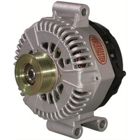 POWERMASTER 200AMP FORD 4G TRANSVERSE MOUNT ALTERNATOR PM47787 SUIT FORD 5.0L V8