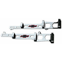 Proform PR141-638 Chev SB Chrome Bowtie Ignition Lead Separators