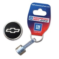 PROFORM PISTION & ROD KEY RING PR141-970 WITH BOWTIE LOGO