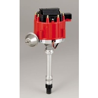 CLEARANCE - Proform Racing PR66941R Chev SB & BB V8 Electronic HEI Distributor & Coil Red Cap