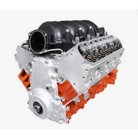 BluePrint PSELS4271CT Chevy LS 427CI EFI V8 Crate Engine 625HP 565FT/LB Torque