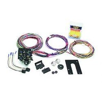 PAINLESS WIRING 12 CIRCUIT UNIVERSAL WIRING HARNESS KIT NON GM COLUMN PW10102