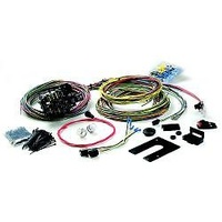 PAINLESS WIRING 18 CIRCUIT WIRING HARNESS KIT GM KEYED COLUMN CARBURETED PW10201