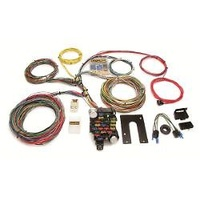 PAINLESS WIRING 18 CIRCUIT WIRING HARNESS KIT NON GM COLUMN CARBURETED PW10202