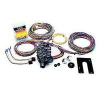 PAINLESS WIRING 18 CIRCUIT WIRING HARNESS KIT CHEVY 1955-57 CARBURETED PW20106