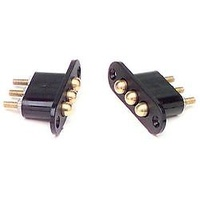 PAINLESS WIRING JAMB TAC WIRELESS 3 PIN CONTACT KIT PAIR 60 AMP PW40023
