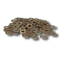 "PRO WERKS 3/8""AN WASHERS PWC73-013 ID 0.390"", OD 0.625"", 0.063"" THICK 100 PACK"