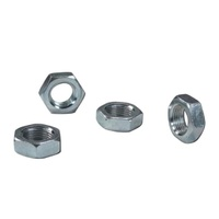 Pro Werks PWC73-065 Set of 4 3/4-16 Left Hand Thread Jam Nuts