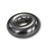 304 S/LESS DONUT - 2-1/2 OD (16 GAUGE) (PWC76-568-SS)