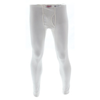 PYROTECT INNER WEAR BOTTOM MEDIUM PY4710200 WHITE SFI APPROVED