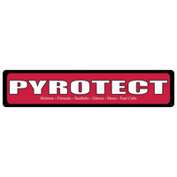 Pyrotect PY4800500 Inner Wear Turtle Neck Top X-Large Black SFI Approved
