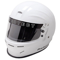 PYROTECT PROSPORT FULL FACE DUCKBILL HELMET PY8061005 SMALL SNELL SA2015 RATED