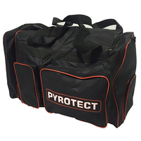 6-Compartment Gear Bag (Black Only) (PYB0050)