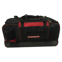 9-Compartment Rolling Gear Bag (Black Only) (PYB0060)