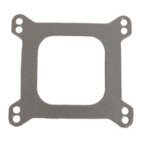 QUICK FUEL THROTTLE BODY GASKET STANDARD OPEN SQUARE FLANGE QFT 8-102