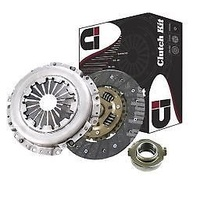 CLUTCH INDUSTRIES OEM REPLACEMENT CLUTCH KIT for Toyota LANDCRUISER 1996-2002 R1584N
