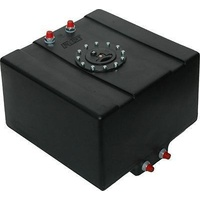 "RCI 12 GALLON (45L) POLY FUEL CELL WITH FOAM 17"" X 17"" X 11"" RCI2120D"