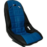 RCI LO-BACK SEAT COVER - BLUE SUIT RCI8020S POLY SEAT RCI8021C