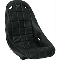 RCI RCI8021S Lo-Back Seat Cover Black for RCI8020S Poly Seats
