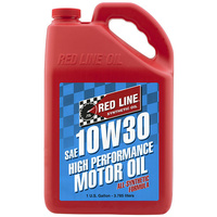 Red Line RED11305 10W/30 Synthetic Engine Oil 1 Gal / 3.785 Litres