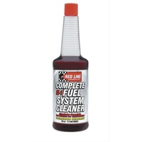 REDLINE SI-1 COMPLETE FUEL SYSTEM CLEANER RED60103  15 oz BOTTLE
