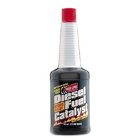 RED LINE DIESEL FUEL CATALYST RED70102 FUEL ADDITIVE 12oz (355ml)