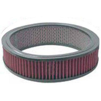 "Racing Power Company RPCR2120 Round Washable 14"" x 3"" Air Cleaner Element"