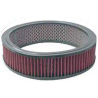 "Racing Power Company RPCR2122 Round Washable 14"" x 4"" Air Cleaner Element"