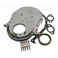 RPC ALLOY TIMING COVER CHEV BB 396-454 C.I.D WITH GASKETS & BOLTS RPC R8422