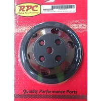 RPC BLACK WATER PUMP PULLEY SINGLE GROOVE RPCR9482BK SUIT LONG PUMP CHEV SB V8