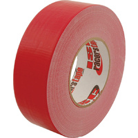 "ISC Racers Tape RT1001 Standard Duty 2"" x 30' Foot - Red"