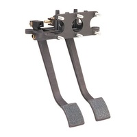 Peddal Assembly  Dual Pedal - Brake / Clutch - Rev. Swing Mount - 5.1:1