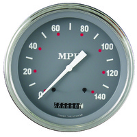 "Classic Instruments (SG56SLF) SG Series 4 5/8"" Speedometer 140 MPH"