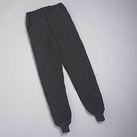 SIMPSON STD 19 NOMEX 2-LAYER DRIVING PANTS BLACK MEDIUM SFI 3.2A/5 SI0402213