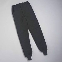 SIMPSON STANDARD 19 NOMEX 2-LAYER DRIVING PANTS BLACK XXL SFI 3.2A/5 SI0402513