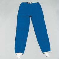 SIMPSON STD 19 NOMEX 2-LAYER DRIVING PANTS XX-LARGE BLUE SFI 3.2A/5 SI0404513