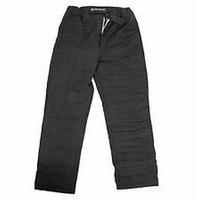 SIMPSON SUPERSPORT STANDARD 2 LAYER NOMEX PANTS X-LARGE BLACK SFI 5  SI0602413