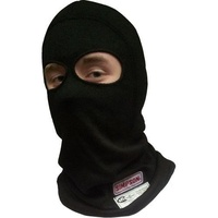 SIMPSON CARBONX HEADSOCK DUAL EYEPORT BLACK SI23003C