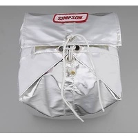 SIMPSON REPLACEMENT PARACHUTE PACK FOR 12 FT CROSSFORM CHUTES SILVER SI42087