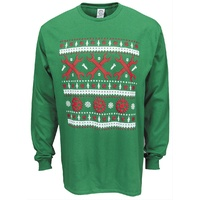 Wrenches and Gears Long Sleeve Christmas T-Shirt *SPECIAL ORDER ONLY*