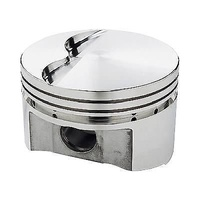 "SRP FORGED FLAT TOP PISTONS CHEV 383 4.030"" BORE 1.125"" COMP DISTANCE SRP138093"