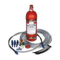 Stroud Safety SS9302 5LB FE-36 Fire Suppression System with 3FT Cable