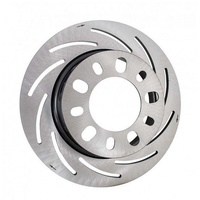 "STRANGE H/D 11.25"" SLOTTED REAR DISC ROTOR RIGHT SIDE STB2792"