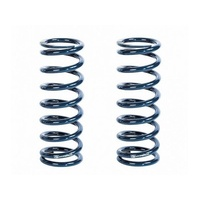 "STRANGE 2.5""ID X 12"" LONG COIL OVER SPRINGS 225LBS/IN RATE BLUE 1 PAIR STSP12225"