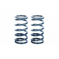 "STRANGE 2.5""ID X 8"" LONG COIL OVER SPRINGS STSP80300 BLUE 300LBS/IN RATE 1 PAIR"